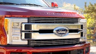 2018 Ford F-250 Super Duty Limited 4x4. YouCar Car Reviews.