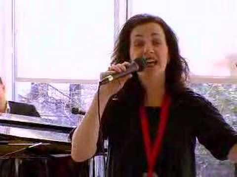 lauren kinhan sings online metal music video by LAUREN KINHAN