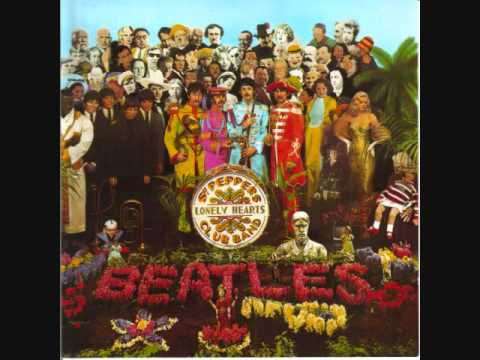 A Little Help From My Friends- The Beatles