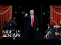 Exclusive: The $5 Billion Cost Of Moving The President   NBC Nightly News