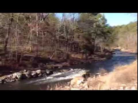 Oklahoma @ the lower mt fork river for rainbow trout fly fishing