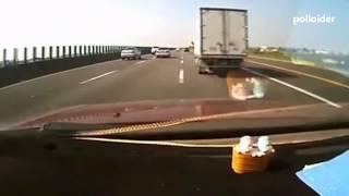 Venganza de camionero