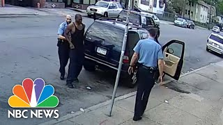 Watch A Minute-to-minute Breakdown Leading Up To George Floyd's Deadly Arrest | Nbc News Now