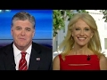 Conway pushes back against Clintons claims about election