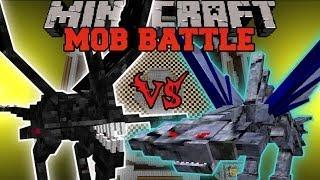 NIGHTMARE VS. CEPHADROME Minecraft Mob Battles Arena