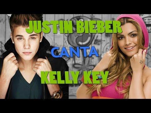 E se Justin Bieber cantasse Kelly Key?