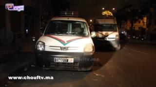 بالفيديو..العثور على سيارة البوليس المشفورة فكازا | خارج البلاطو