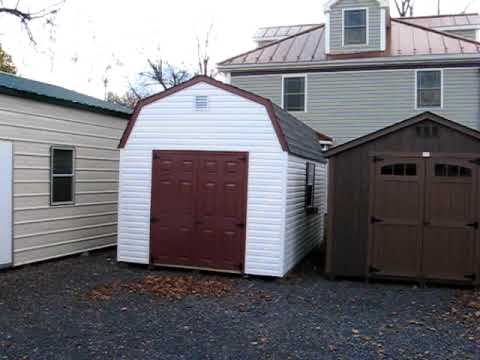 excellent custom storage sheds virginia