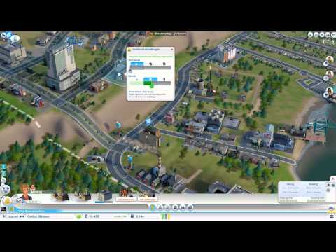 SimCity Ep. 5 Co-Op with AtomMagic