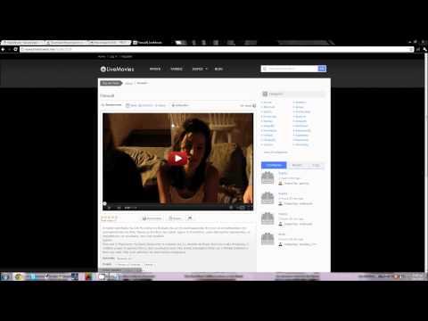 Πως μπορείτε να δείτε ταινίες online δωρεάν στο(www.livemovies.me)