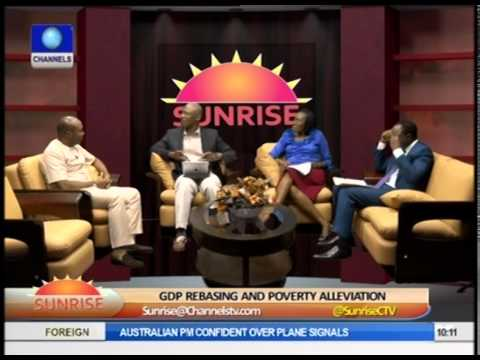 GDP Rebasing Will Make Nigeria An Investment Destination - Experts PT1