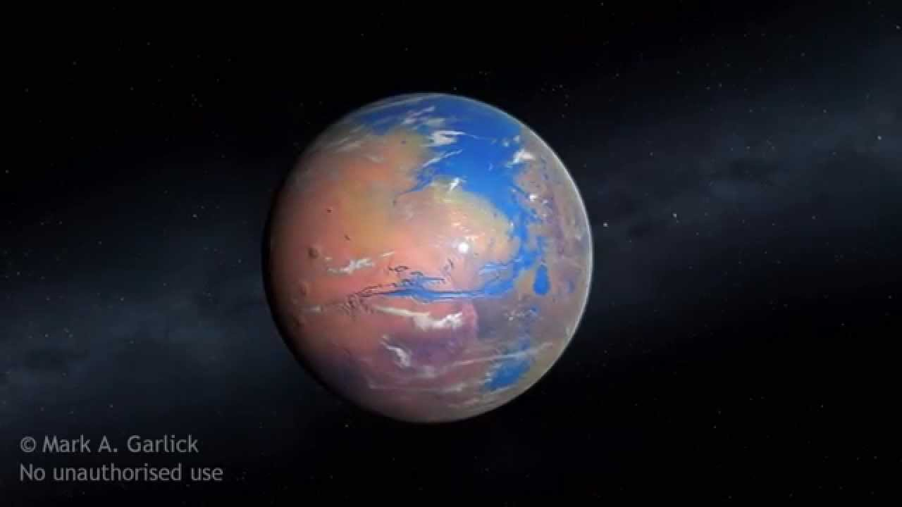 terraform mars planet - photo #21