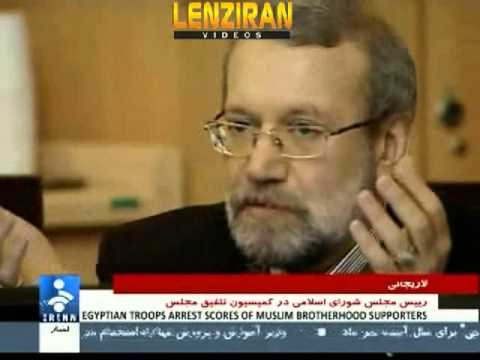 Ali Larijani : We will not gain anything from negotiation table !