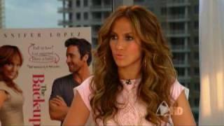 Jennifer López sin censura con Charytín