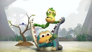 Vesmírne opice 2 - Krokodíl