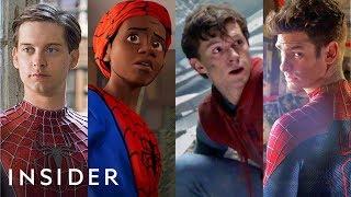 Which Movie Version Of 'Spider-Man' Is The Best?
