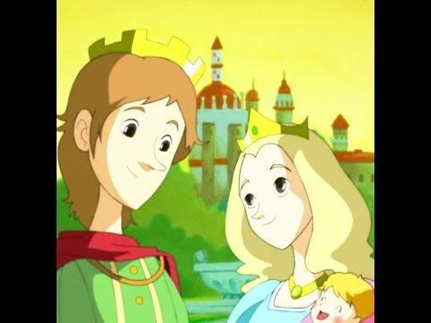 Truyện cổ tích: Công chúa tóc dài