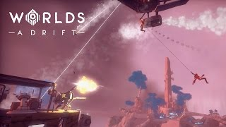 Worlds Adrift - Remnants Trailer