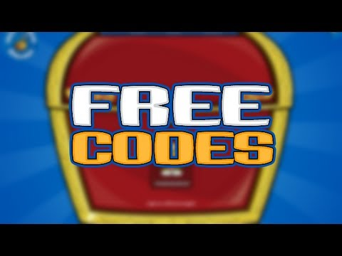Club Penguin Codes - 3000 coins + Guitar Shirt!