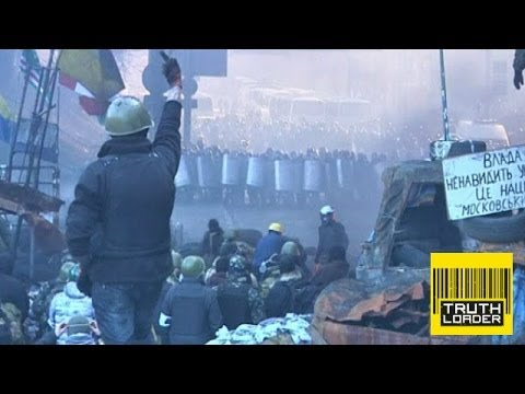 Ukraine hit by wave of violence - Truthloader
