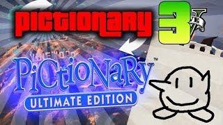 GTA V Online - Pictionary #3 - Kirby!! Kirby!! Kirby!!