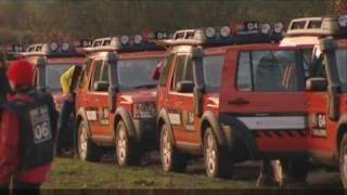 Land Rover G4 Challenge UK Trials Part 2