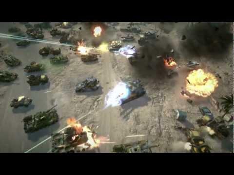 В бывшей C&C: Generals 2 все-таки будет сингл. А также юниты из вселенных Tiberium и Red Alert