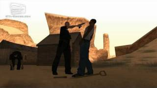 GTA San Andreas Walkthrough Mission #89 High Noon