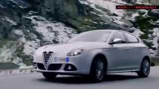 [2014 Alfa Romeo Giulietta Test Drive] Video