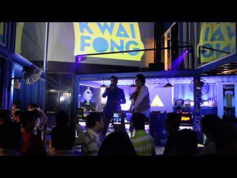 Anh không đòi quà - Karik ft Only C | Live at Lan Kwai Fong Bien Hoa