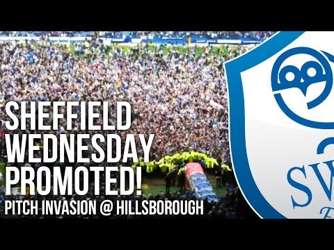 Sheffield Wednesday PROMOTED!