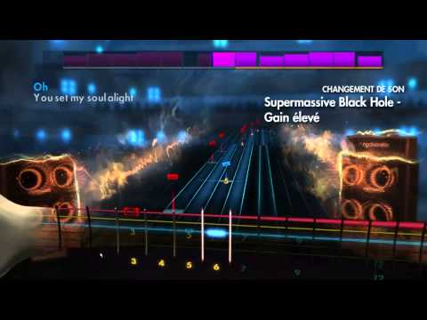 Rocksmith 2014 - Muse - Supermassive black hole