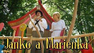 Smejko a tanculienka - Janko a Marienka
