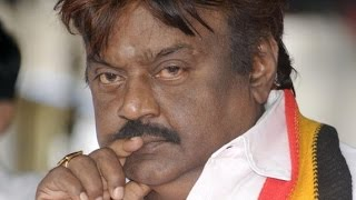 Times Now : DMDK Chief Vijayakanth Criticizes Journalists