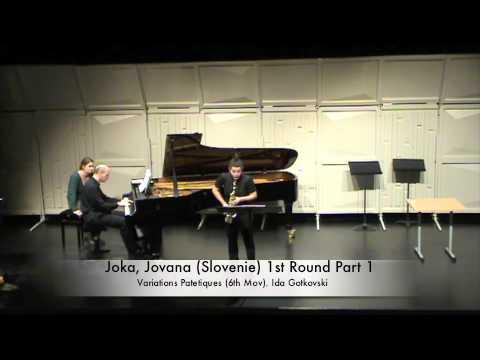 Joka, Jovana Slovenie 1st Round Part 1