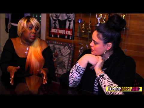 "Melisa Morgan Talks Jay Z & Mary J Blige ""Can't Knock The Hustle"""