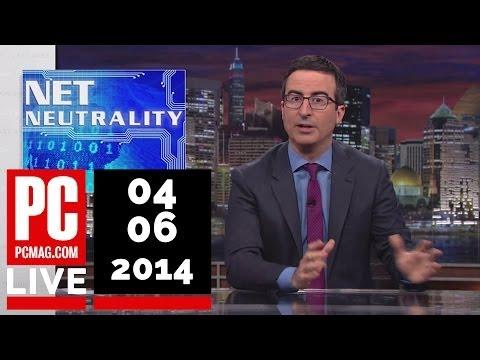 PCMag Live 06/04/14: Google Shames Email Providers & John Oliver Crashes FCC Site