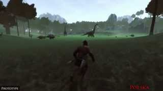 [PL] Gameplay Prottype The Stomping Land