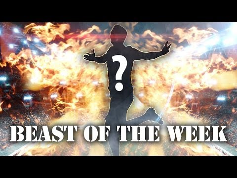 BEAST OF THE WEEK | #4 SANTI CAZORLA