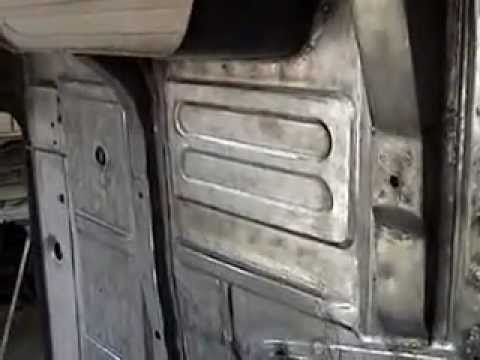 Restauracion De Camioneta Ford F 100 1959 Youtube