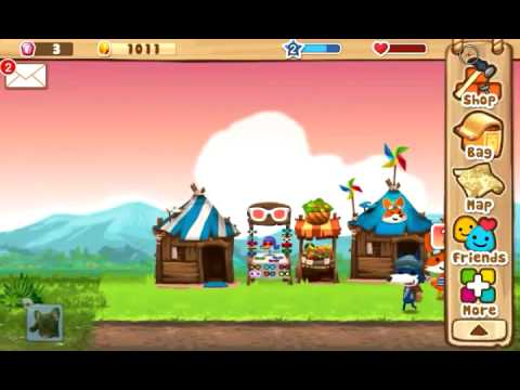 Happy street level hack (android) - YouTube