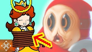 10 DARK SECRETS About Daisy Nintendo Tried To Hide
