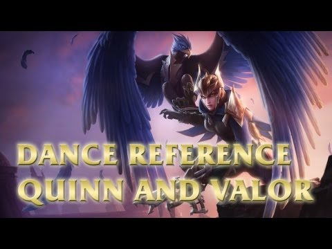 "Quinn & Valor - Are You That Somebody Dance - League of Legends (LoL), You are that somebody.. Noxian s - - - Quinn & Valor - Are You That Somebody Dance - League of Legends (LoL) ""Are You That Somebody"" Music Video ► http://..."
