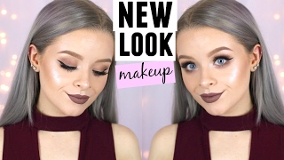 TESTING NEW LOOK'S NEW MAKEUP RANGE! | sophdoesnails