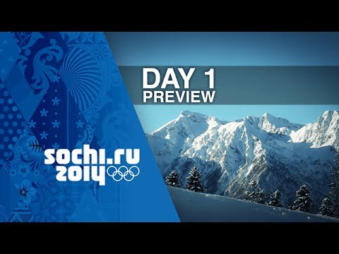 Sochi Preview - Feb. 08 - The Games Begin | Sochi 2014 Winter Olympics
