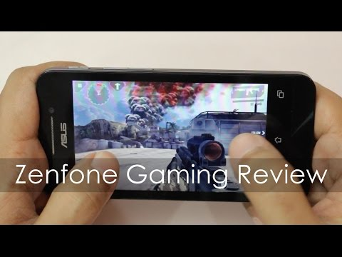Asus Zenfone 4 Gaming Review best Gaming Experience on a Budget Android Phone