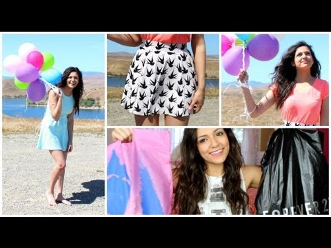 Spring Fashion Haul! Urban Outfitters, Forever 21, Target etc., Thanks for watching! lubb you ;) xoxo, Beth Here's my links! So we can chat all day err day..hehe :) Instagram: Bethanynoelm Keek: BethanyMota Pheed: Bethany...