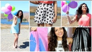 Spring Fashion Haul! Urban Outfitters, Forever 21, Target etc. view on youtube.com tube online.