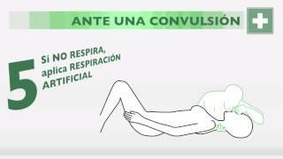 Como actuar ante una convulsión