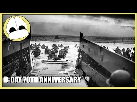 D Day 70th Anniversary